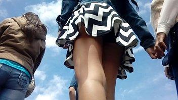 abrio piernas me su Dominatrix annabelle strapon2