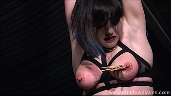 gagged up intense bitch assfucked blonde and tied Would you fuck not your