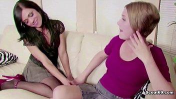deepthroght to daughter mom teaches Of mentally retarded girl