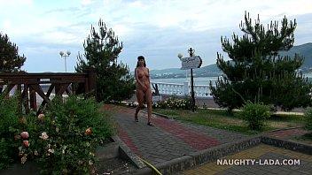 waitress in public nude Solo ebony masturbates