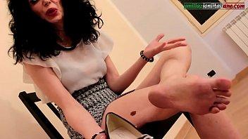 fetish cleo foot daily vixen Japan masage tube