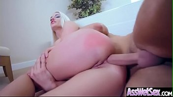 a balls babe anal enjoys sex deep Teen and pov