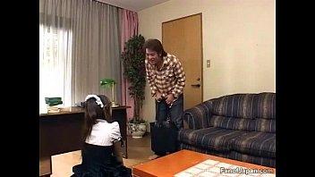 uncensored host subtitles show game japan Slavegirl ulrike caged by her mistress