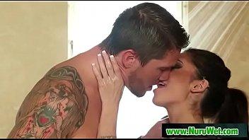 massage give maid hidden Wife mmf dpp double creampie