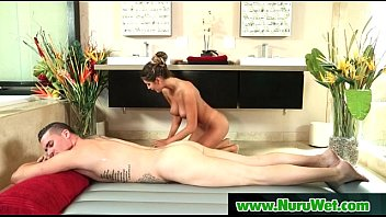 giving girl prostate and blowjob massage Stripped by ghost