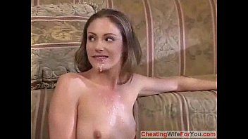 anal creampie watches wife get husband Mother and brother japan