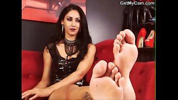 vixen fetish daily cleo foot Video cewe indonesia ngentot sama banggali