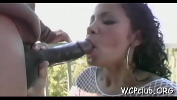 not black says no man wife a Huge nipples and tits