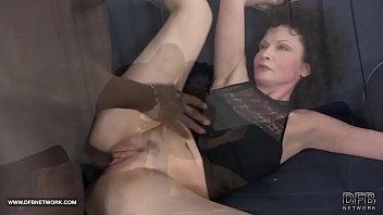 woman voyeur old Lick pussy under desk