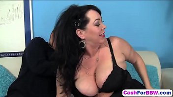legs bbw stockings with short fat Abbey boobs hairy7