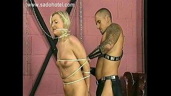 bdsm milky tits El marido la masturba