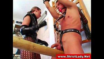 extreme femdom cbt needle torture Su qi nude