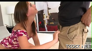 her appreciation is hottie showing dude to E cub tiny body