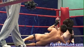 wrestling sex twink Hotty is having fun with 2 pretty bisexual guys