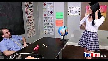 teen blonde schoolgirl gets stick Triple h wife xxx video download