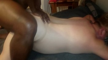 hubby bbc wife donates to Big cock huge pain crying