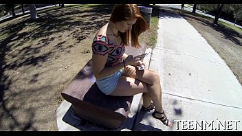 teen fucked hot outdoors red in dress Korea sex scandal son an step mom