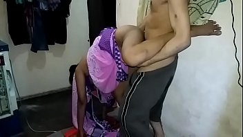 story with all In saree woman cock flash