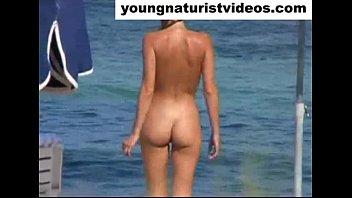 shemale nude beach Belles eskimo cum shot