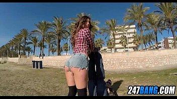 beach public fuc Real village sex scandal part 1 downlod