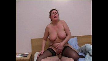 boy young seduce andgrandma Creampie licking compilation