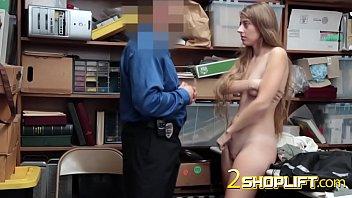 sm cashier guard Cum in restroom young gay old man3