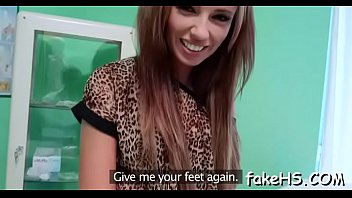 in ot by doctor creampied Amateur fucked and tastes creamy cumload with taxi driver