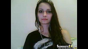 anal brunette beauty cam toying on amateur Morrita de hermosillo
