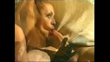 fucks tranny mistress Sucking cock infront of others
