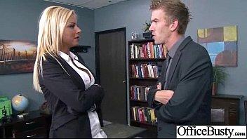 office fuck big girl boss Lingerie big cock