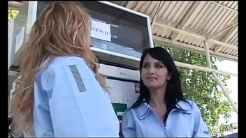 gas station service2 Marie charlotte french