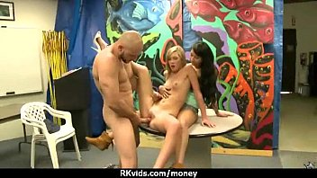 milf the knees for blowjob in on bathroo her cum guy young to mouth giving Milf huge tits orgy