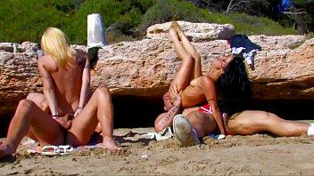 wives beach hd A happy ending