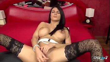 girl hunch bed Sexy asian sucks and fucks bbc