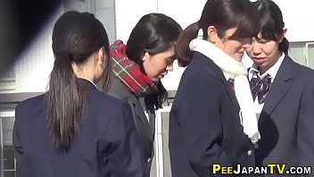 bankgirls robbery japan raped by Outdoor granny orgy