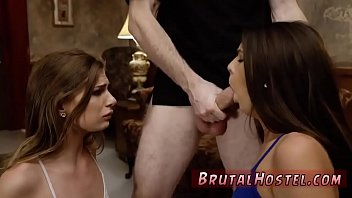 foot dominant lick Big boobs tie up guy