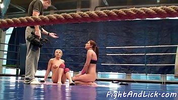 wrestling iwowa silky Darryl hanah and jaelyn fox
