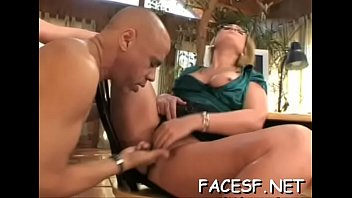 fuss fisting femdom Fat guy gets lucky