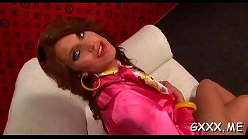 ebony lesbian some 1 man 3 Shiny red raincoat6