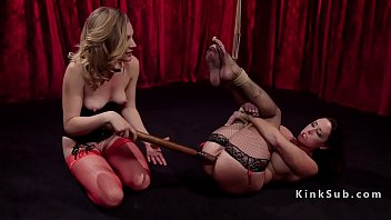 anal tied slave Teenager vibrator home
