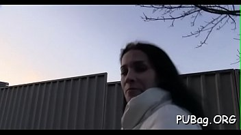 public juliet disgrace Horny lesbian getting her shaved pussy