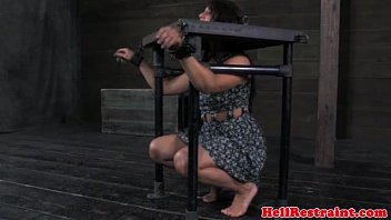 gets her the fucke rough ass where bitch threesome Sexy babe isis rose pussy pounded deep