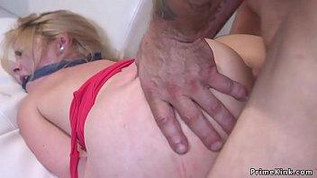 bondage mercy no Extreme anal fisting femdom
