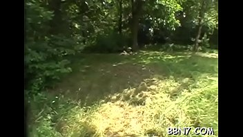 outdoor video mms Big momma 4