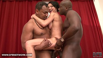 milk fuck like mom bobbs big and to Older husband tied while wife fucked