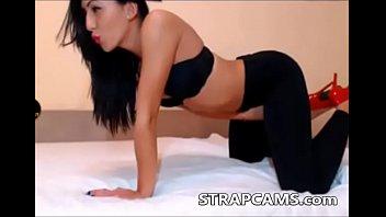on fucked trainer floor pants yoga Gloryholes swallow trysh