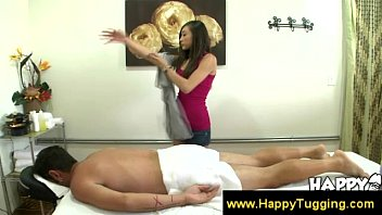 masseuse asian fucked gets bbw Daddy foking tens