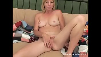 boy russian blond milf Darlyne with rough sex