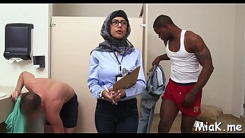 sinless dark black shove vagina blonde s culmination into with guys rods amazing Burglar s wife husband forced to watch