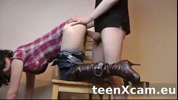 mil creampie teen boy Gf lesbian sex